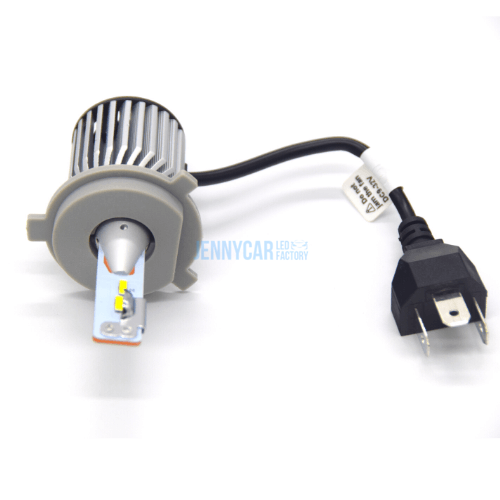 diamond H4/HB2/9003 led of 7000LM 60W and no any radio interference