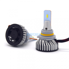 ninja HB4/9006 for headlight and fog light with clear cutting line & high brightness & water-proof & mini dimension